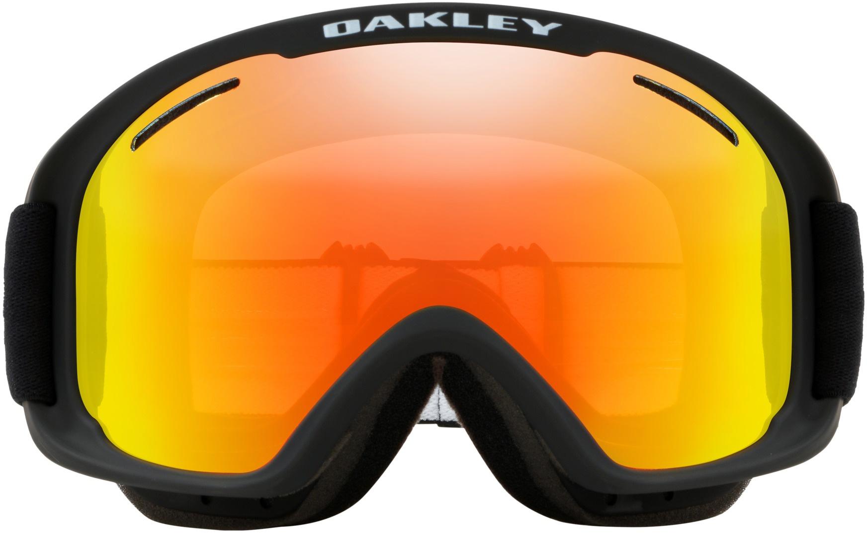 abe33de2d05 Oakley O2 XM Goggle 2019 matte black fire iridium