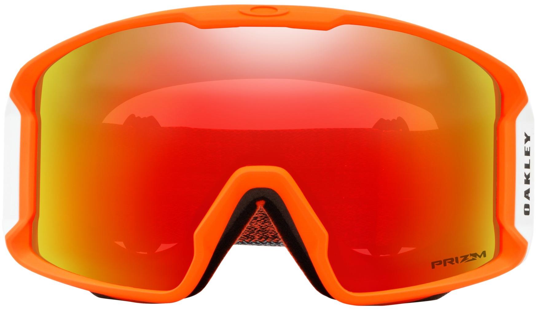 e6432374a06 Oakley LINE MINER Goggle 2019 mystic flow neon orange prizm torch ...