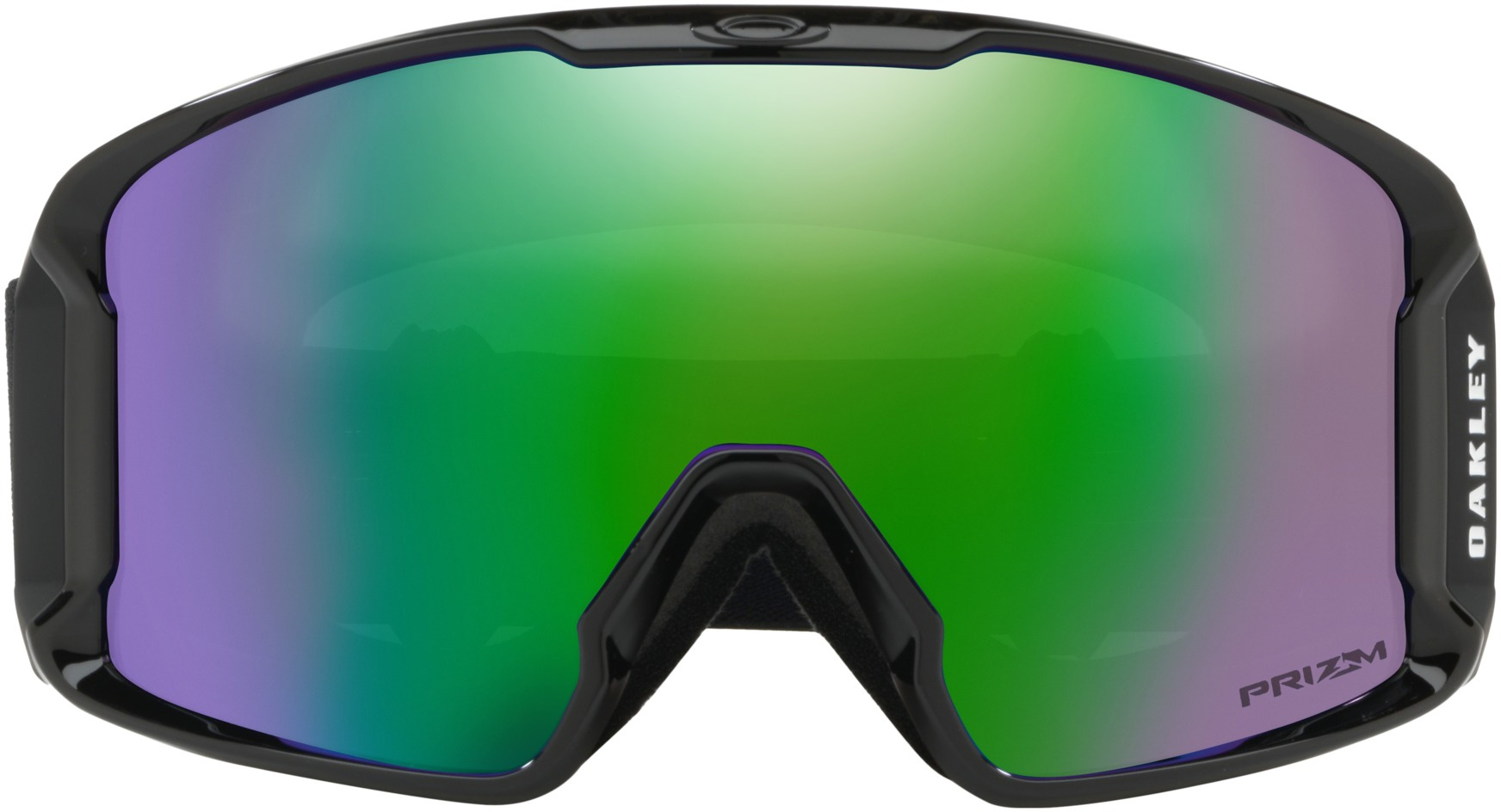 bdcbe396aa Oakley LINE MINER XM Goggle 2019 factory pilot blackout prizm jade ...