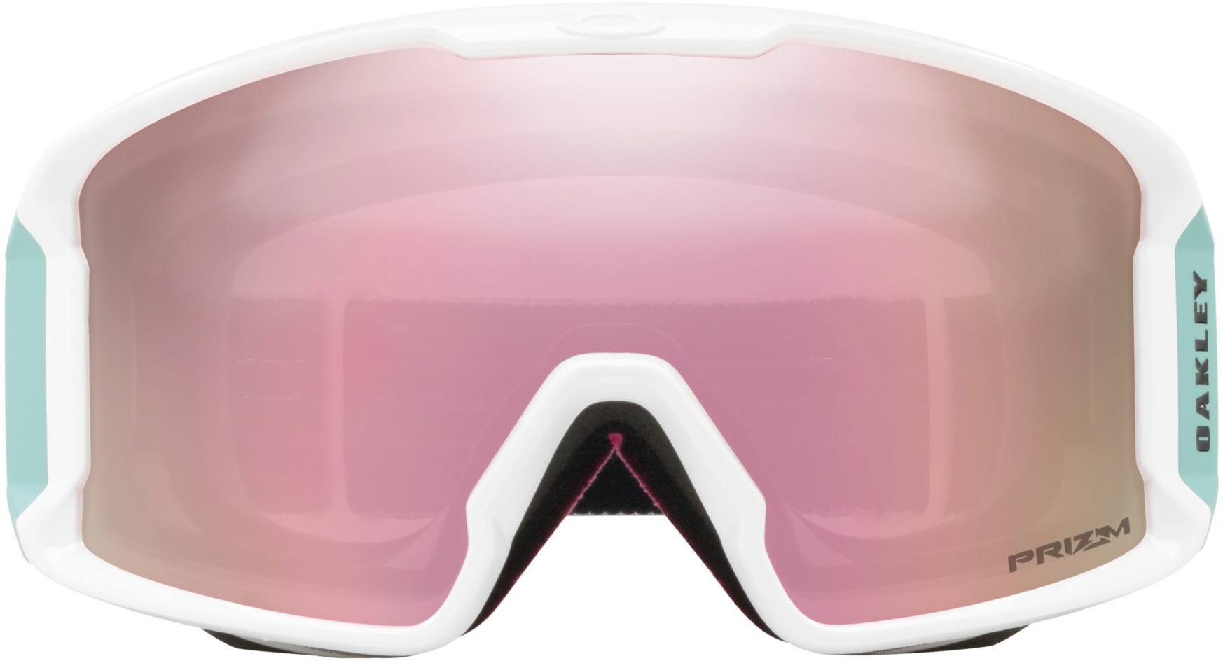 cbaa999bda1 OAKLEY LINE MINER XM Goggle 2019 flury coral arctic surf prizm hi pink  iridium