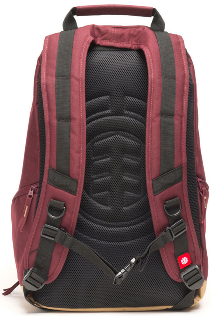 56f5d13e37a4 Element MOHAVE Rucksack 2017 napa red