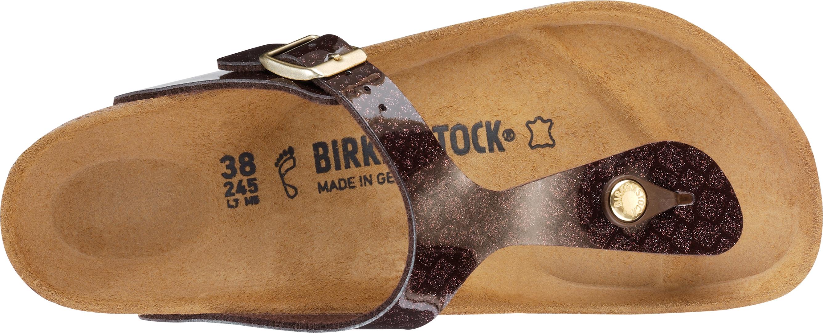 Birkenstock Gizeh Magic Snake Brown