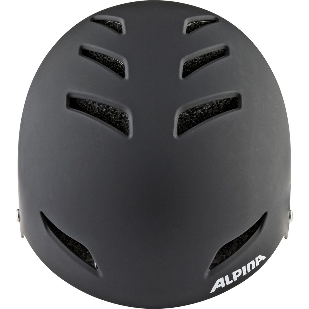 Alpina bicicleta para niños niños casco casco Park junior Mint Unicorn 51-55cm