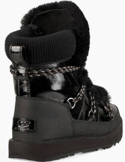 7fd94cd2850 HIGHLAND WATERPROOF Boots 2019 black
