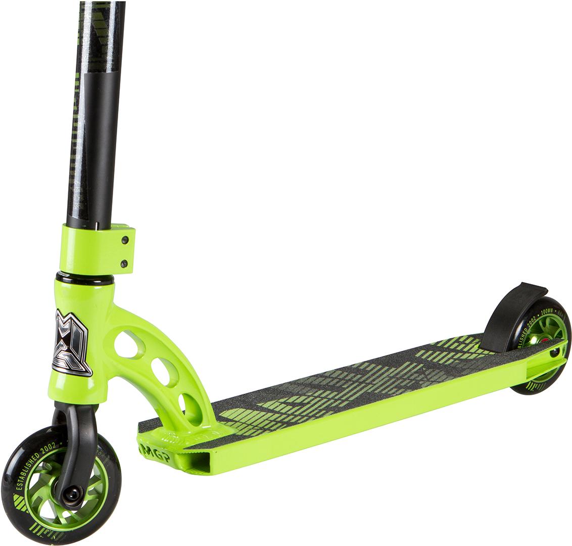 madd scooter stuntscooter mgp vx7 pro green kinder stunt. Black Bedroom Furniture Sets. Home Design Ideas
