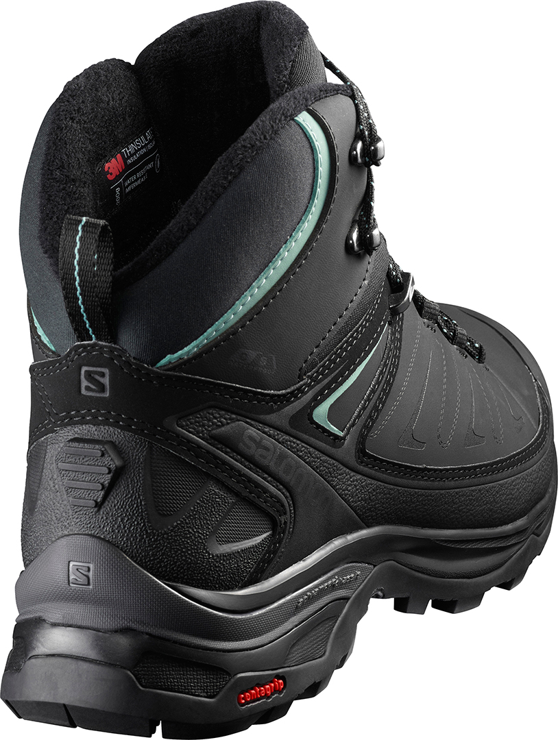 Salomon X ULTRA MID WINTER CS WP W Shoe 2020 blackphantom