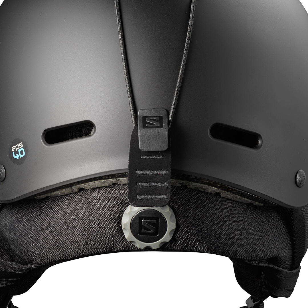 Salomon BRIGADE+ Helmet 2019 all black | Warehouse One CBMrb
